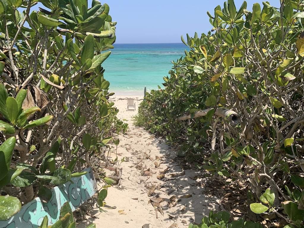 Path to Beachc