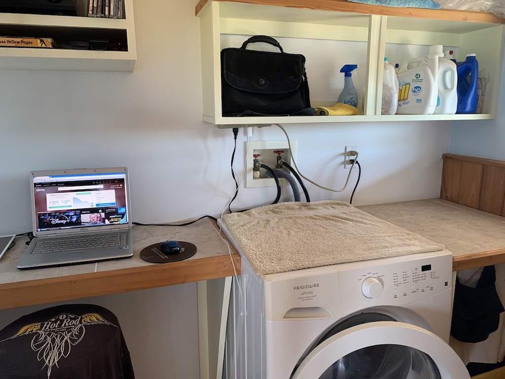 Laundry-Upstairs