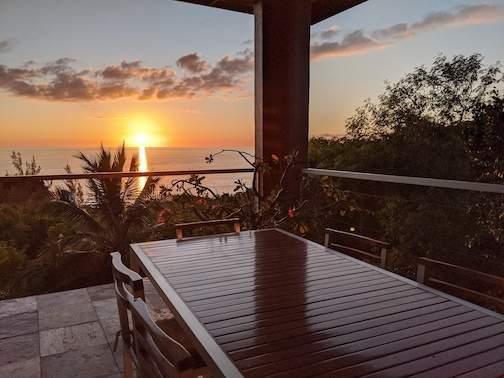 Soolstice-Deck-at-Sunset