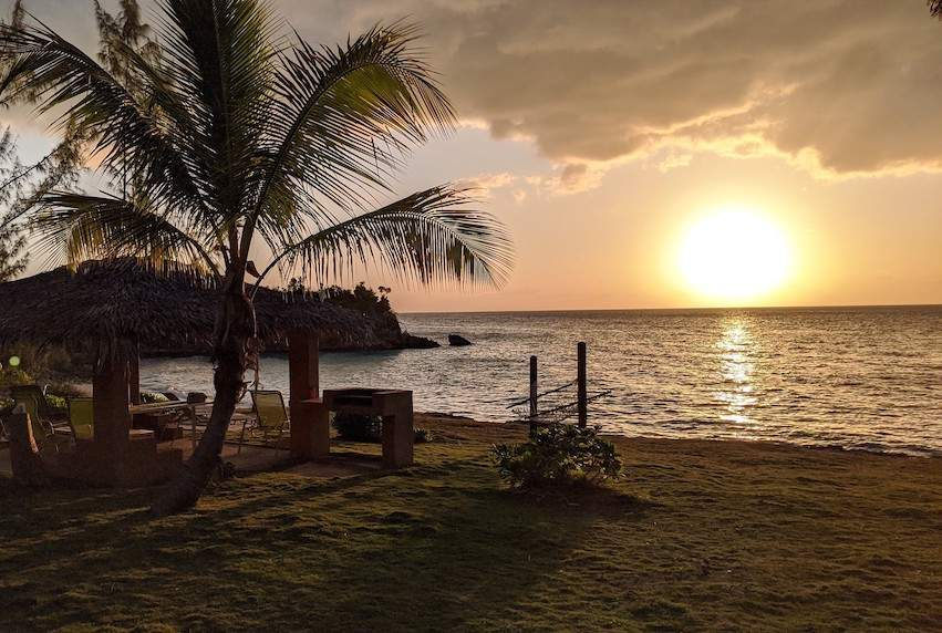 cove-at-sunset-with-gazebo-but-no-sand