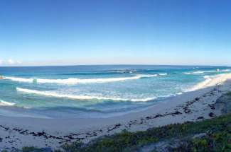 3.5 Acre parcel with oceanfront