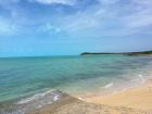 Ramp and beach