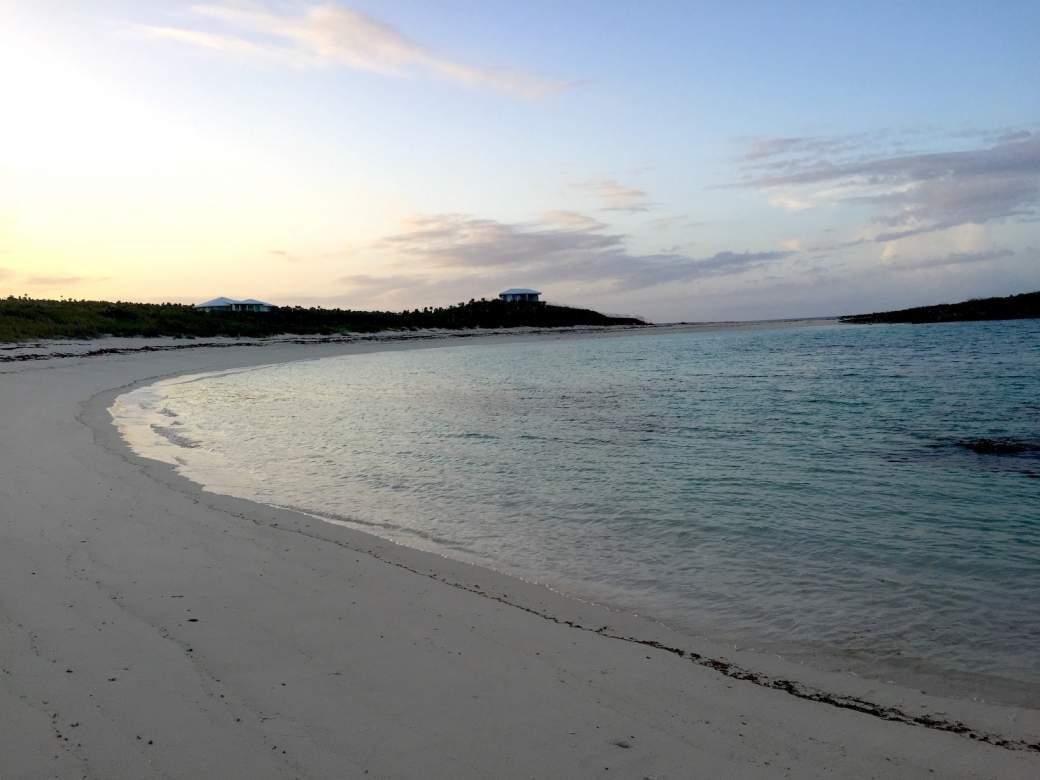 Whelk-Cay-Beach-Sunset