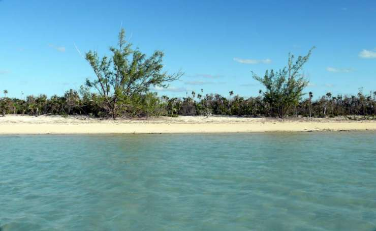 42 Acre Parcel with Beachfront