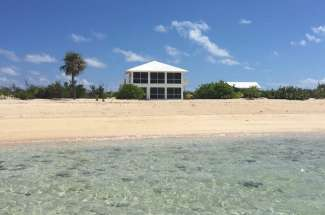Two Story 3 Bed/2 Bath Beachfront Villa