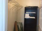 Downstairs Bedroom Closet