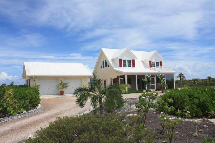 Full Circle – Cape Santa Maria Home