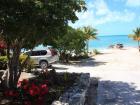 Driveway to beach