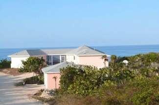 Turnkey Beachfront Home with garage