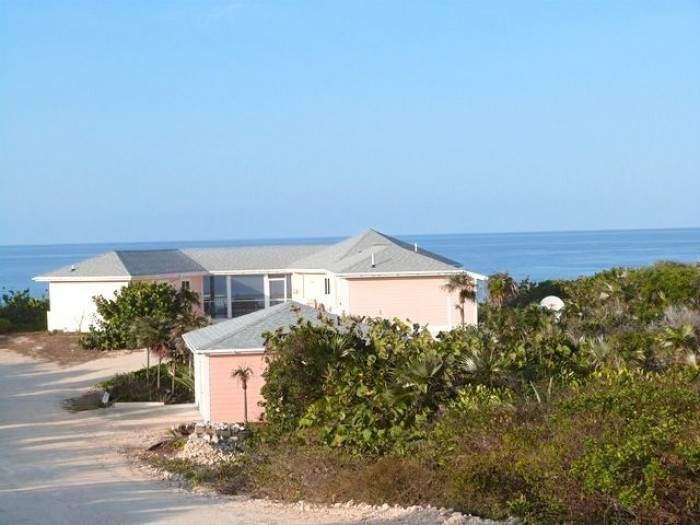 Turnkey Beachfront Home with garage