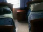 Galloway home twin beds