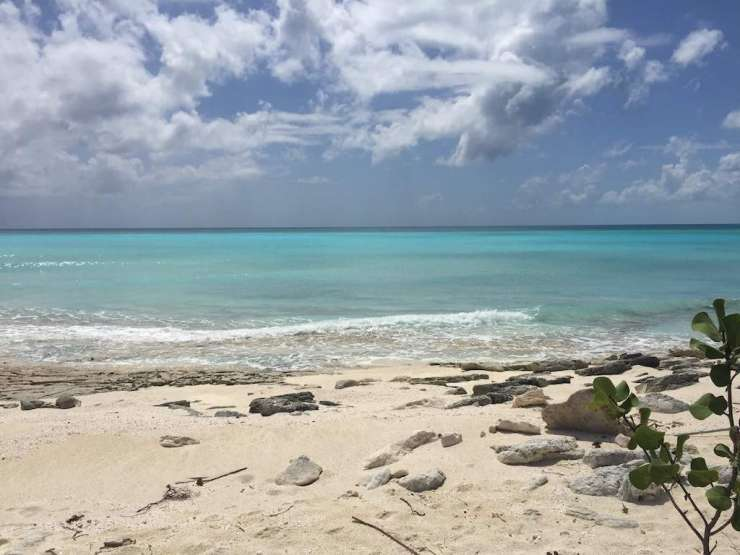 3 Acre Beachfront Lot – Cabbage Point
