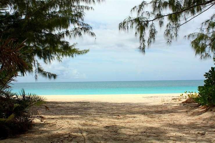 Beach Access Lot