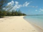 Southern beach view