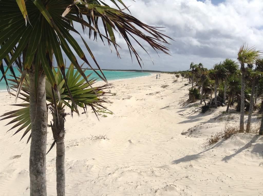 Beautiful Sandy Beachfront
