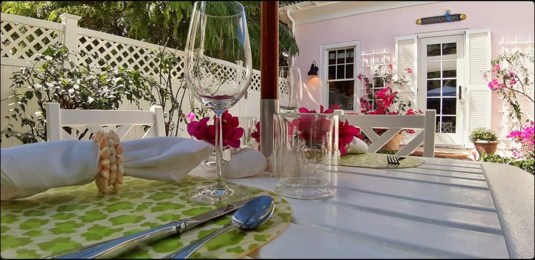 Cottage - Dining Al Fresco