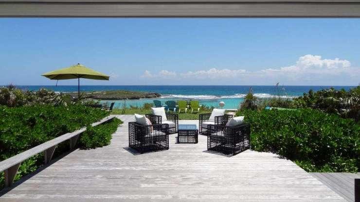 Ospreys Nest – Beachfront Home