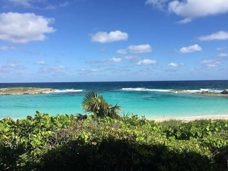 Whelk Cay Beachfront Lot