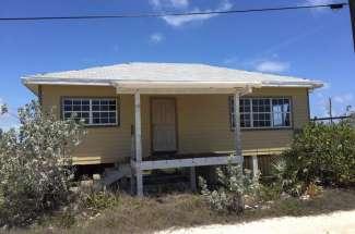 Partial Construction Home