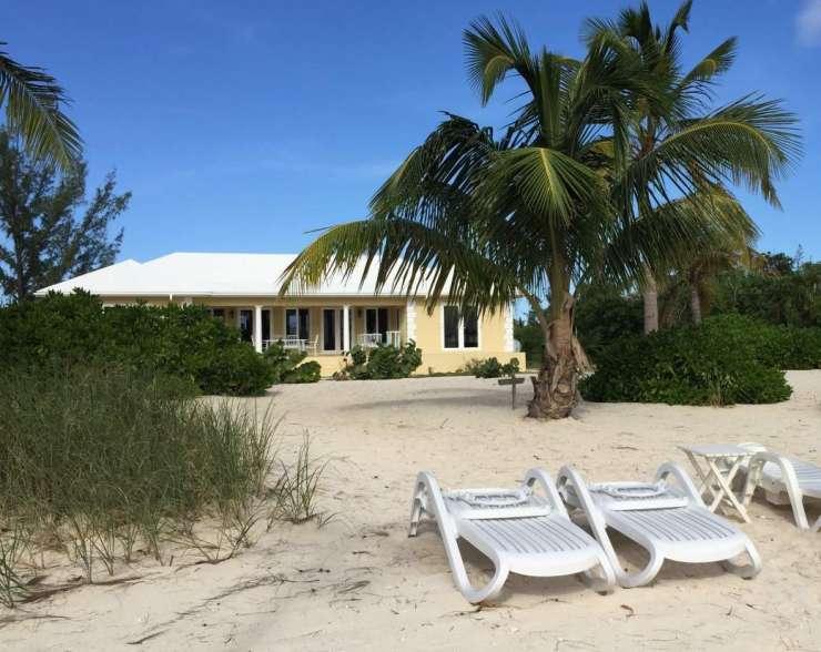 Turnkey 3 Bedroom Beachfront Home
