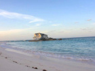 Salt Pond Atlantic Ocean Beach