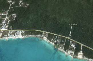 0.35 Acre Roadside Parcel