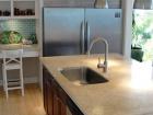 20a Kitchen stainless & Travertine 93